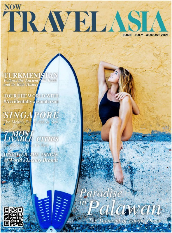 Now Travel Asia – June-July-August 2021