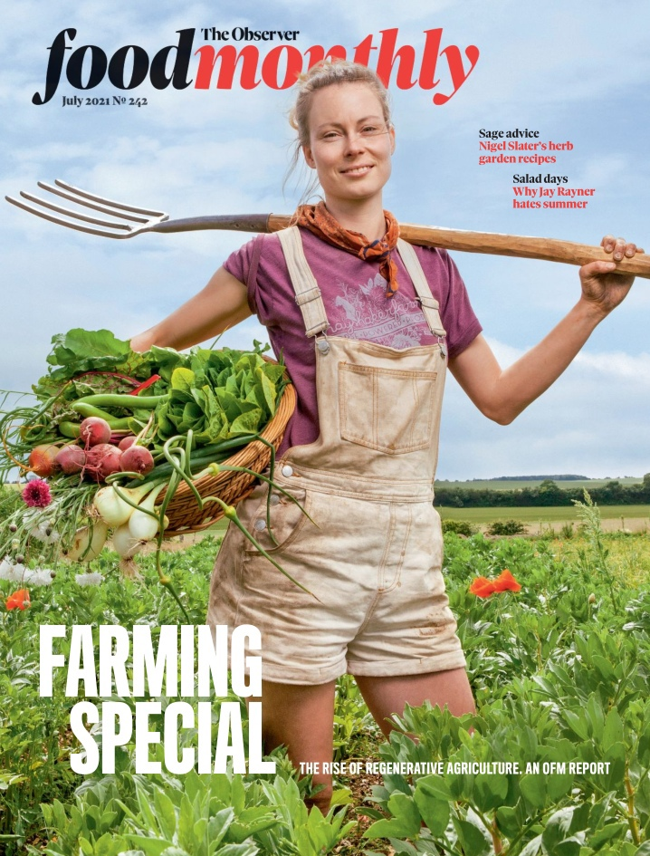 The Observer Food Monthly – 18 July 2021