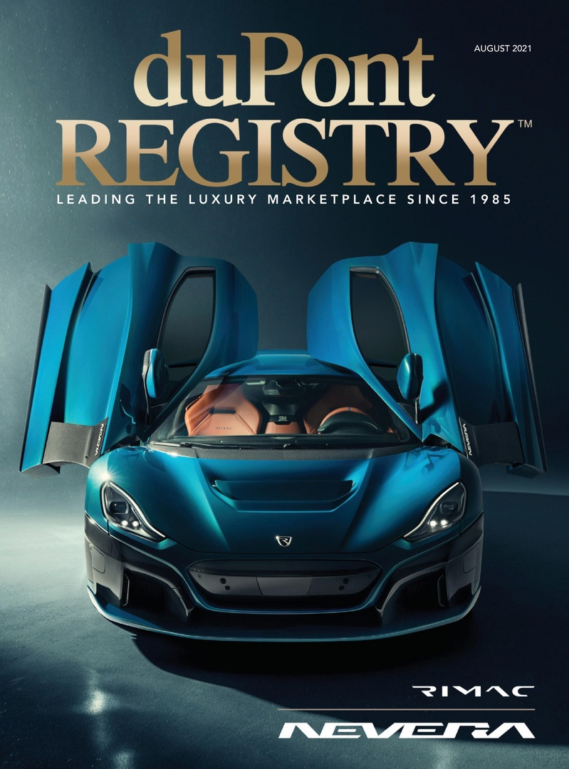 duPont Registry – August 2021