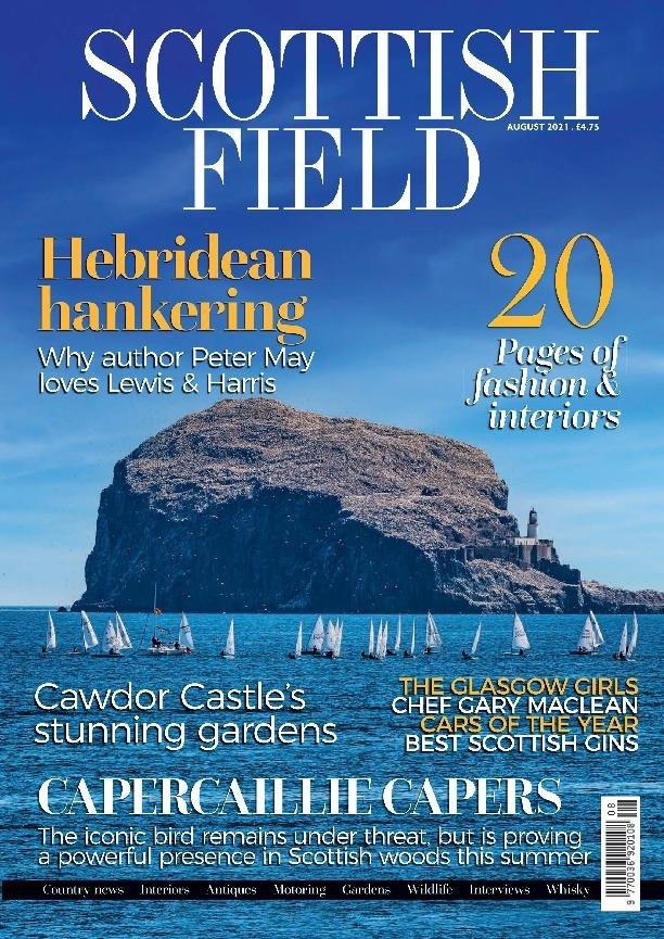 Scottish Field - July 2021