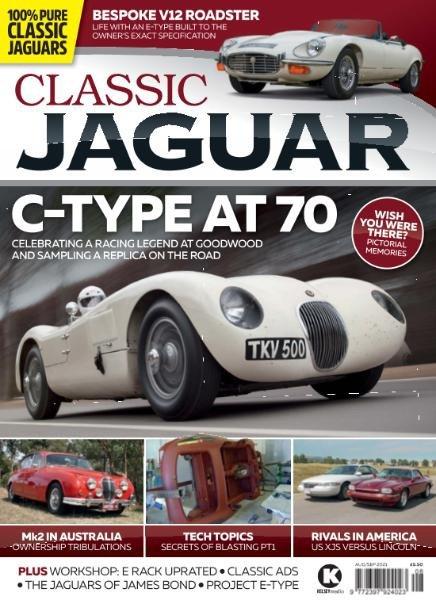 Classic Jaguar – August-September 2021