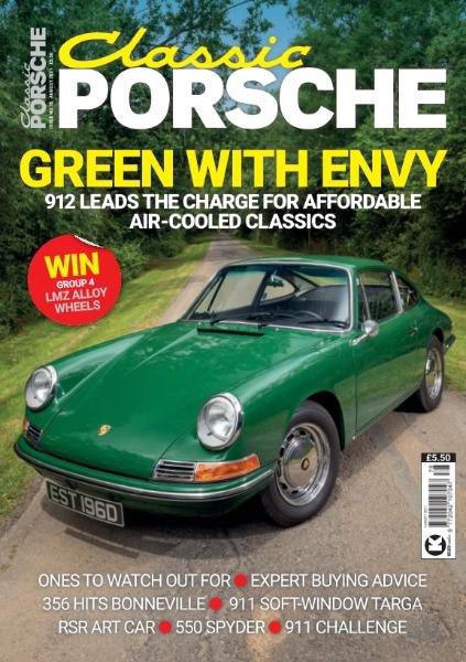 Classic Porsche – Issue 78 – August 2021