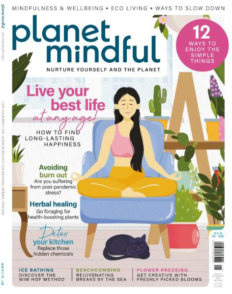 Planet Mindful – July-August 2021