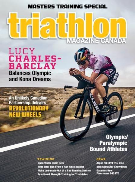 Triathlon Magazine Canada – Volume 16 Issue 4 – July-August 2021