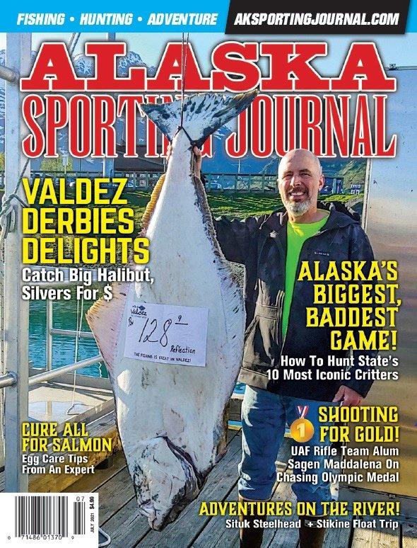 Alaska Sporting Journal - July 2021