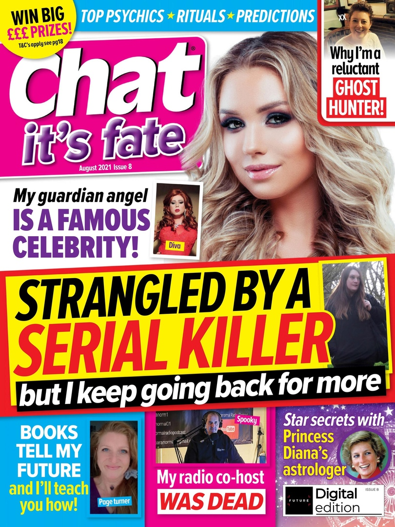 Chat Its Fate – August 2021