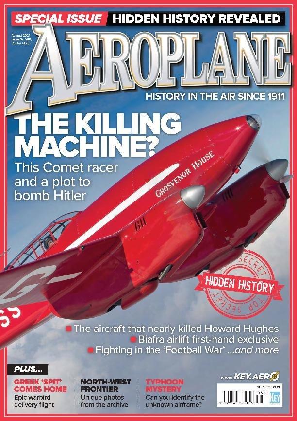 Aeroplane – 01 August 2021