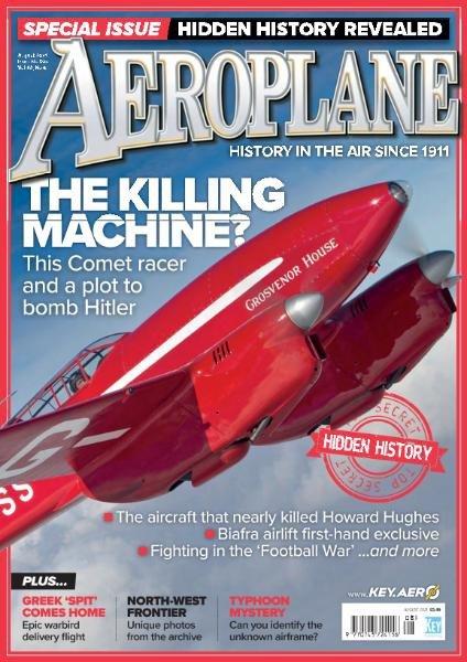 Aeroplane – August 2021