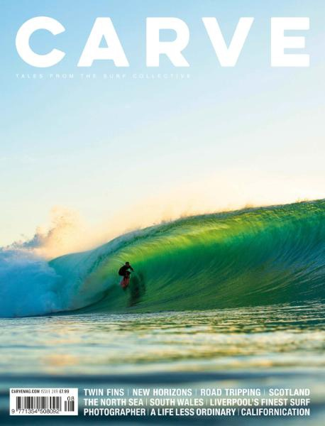 Carve – Issue 208 – July 2021
