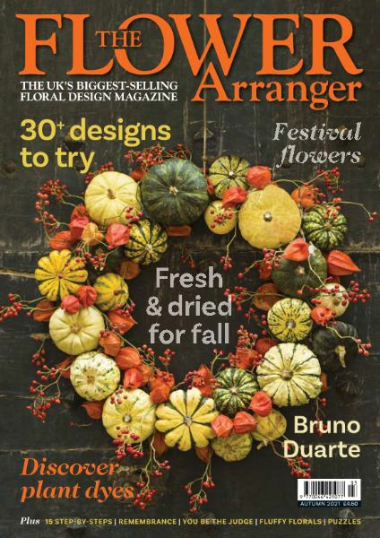 The Flower Arranger – Autumn 2021