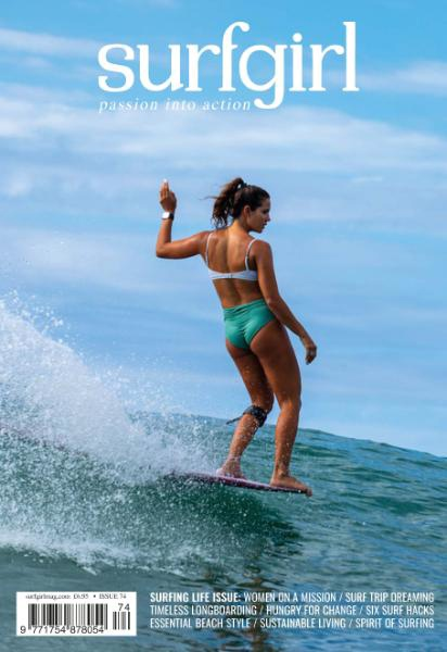 Surf Girl – Issue 74 – July 2021
