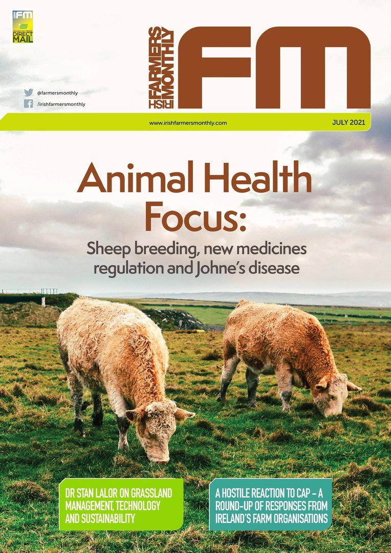 Irish Farmers Monthly – July 2021