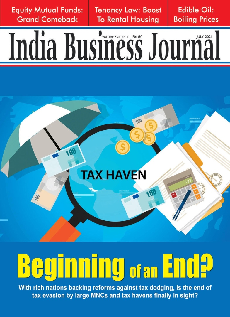 Indian Business Journal – July 2021