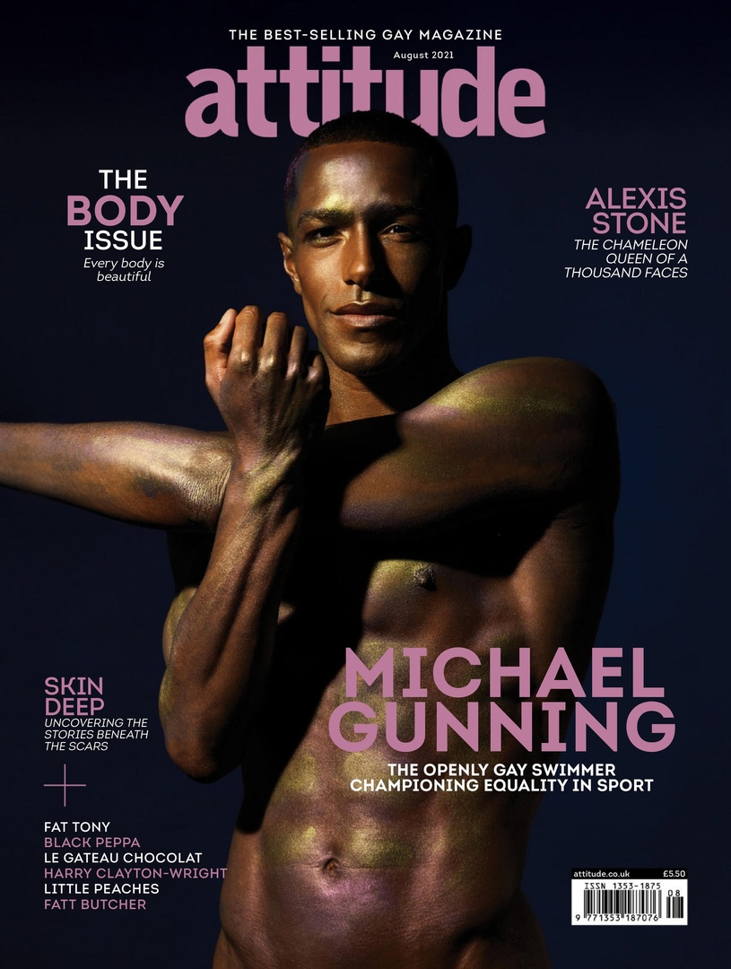 Attitude Magazine – August 2021