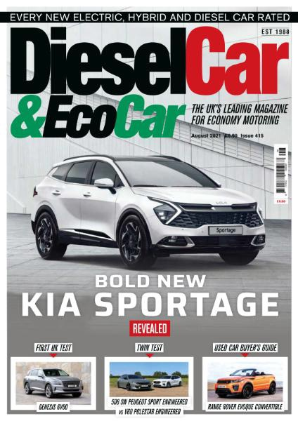 Diesel Car & Eco Car – August 2021